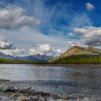 Горы Якутии :: Михаил Потапов