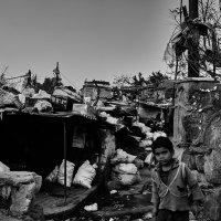 Трущобы, Дели, Индия :: Val Савин