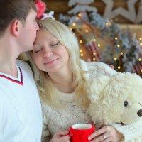 Рождественским вечером... :: Юлия