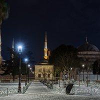 Ночной Стамбул :: Ростислав Бычков