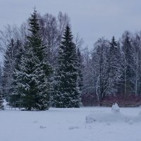 В парке :: Валентина Папилова