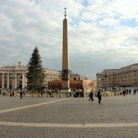 Площадь Св. Петра. :: Ольга