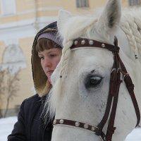 .....и как прежде поджидаем седока... :: Tatiana Markova