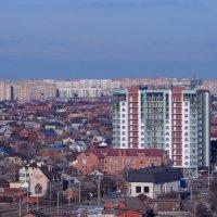 краснодарские крыши :: Алексей Меринов