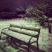 Зимний вечер :: Anna Finko