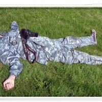 ...прилёг на травку,отдохнуть... :: muh5257