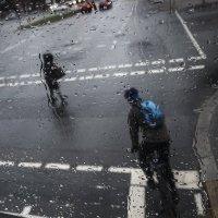 И дождь, и ветер... :: Людмила Синицына