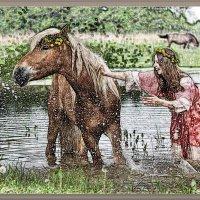 Единение с природой :: Лидия (naum.lidiya)