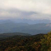 Осень в горах :: Сергей Бесов
