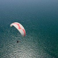 полёт над морем :: Oleg Rudakov
