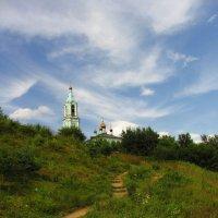 IMG_0576 - Храм и небо :: Андрей Лукьянов