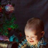 Новогоднее волшебство :: Виктор Глушков