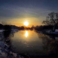 На закате последнего воскресенья января...2 :: Андрей Войцехов