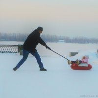Зимние забавы :: Евгений Никулин