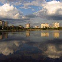 IMG_0571 - Сегодня небо тучное :: Андрей Лукьянов