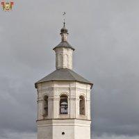 Смоленск. Колокольня храма Михаила Архангела (Свирского) :: Алексей Шаповалов Стерх