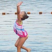 танцы на воде :: Элла Перелыгина