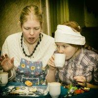 Сестры: Интересный рассказ :: Alexander Portniagyn