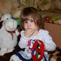Малышка :: Ксения Довгопол