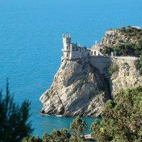 Крым. Ласточкино гнездо. :: юрий