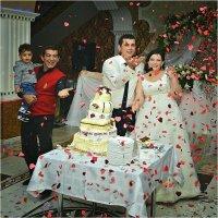 Свадебный торт :: Дмитрий Конев