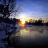 На закате последнего воскресенья января...3.. :: Андрей Войцехов