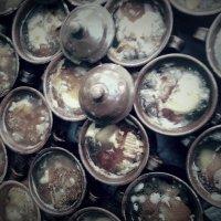 суп в горшочках :: Дилдора Туляганова