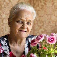 Моя бабулечка :: Мария Курицына