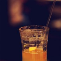 В кафе :: Klementina K