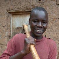 Портрет юного руандийца :: Евгений Печенин