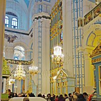 Ново-Иерусалимский монастырь :: Григорий Кучушев