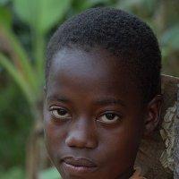 Юная угандийка :: Евгений Печенин