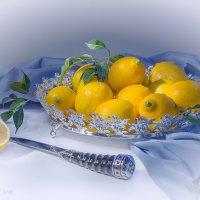Ваза с лимонами :: Светлана Л.