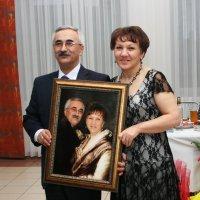Роскошный подарок юбилярам !! :: Damir Si
