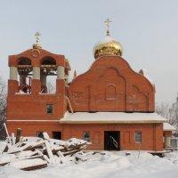 Церковь святой великомученицы Марины в поселке Битца :: Александр Качалин