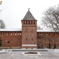 Смоленская крепость. Башня Донец :: Алексей Шаповалов Стерх
