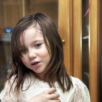 Счастье(портрет девочки) :: аркадий глухеньких