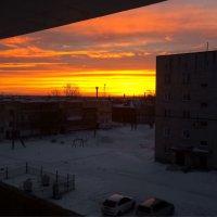 краски утра первого января 2015 :: Владимир