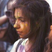 Жёлтая девушка. :: Никита Пунчиков