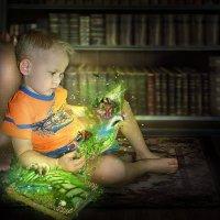 Волшебные книги :: Ирина Ежова