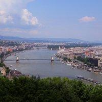 Мосты Будапешта :: Светлана Паламарчук