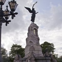 "Памятник броненосцу ""Русалка"" :: Александр Рябчиков"