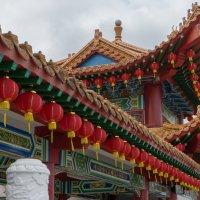Китайский храм :: Сергей Мольков