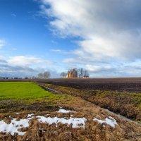 Сынковичи вид с полей :: Виталий Федотов