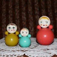 Милашки - куклы неваляшки :: Сергей Касимов