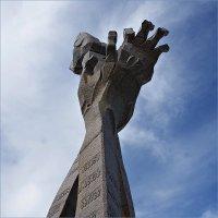 Фрагмент памятника. :: Валерия Комова