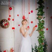 зимняя свадьба :: Татьяна Пескова