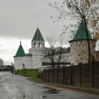 После дождя. :: Святец Вячеслав