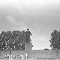 Ленинград 1988. Пискарёвское кладбище. :: Олег Афанасьевич Сергеев