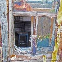 Окно брошенного дома :: Владимир Ростовский